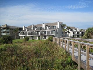 St. Augustine Beach townhome photo - Boardwalk to Your Ocean