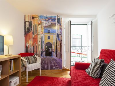 NEW! 1 bedroom apartment in Alfama completely renovated in the historic center
