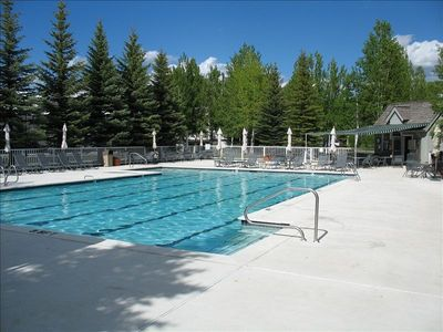 Enjoy use of the clubhouse pool and hot tubs during your stay.