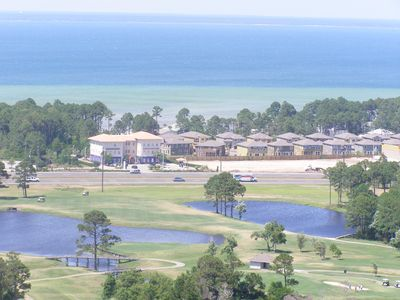 Ariel Dunes condo rental - Seascape Golf Coarse On-site
