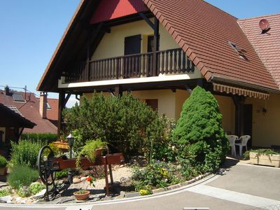 chalet in the heart of Sundgau close to Bale (CH)