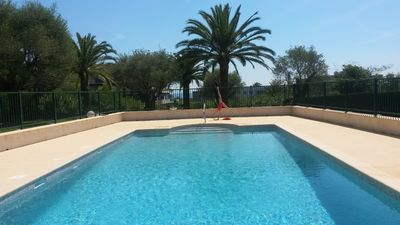 2-room apartment 50 m2 Pool By the Sea