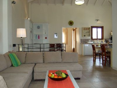 Almirida villa rental