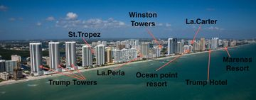 sunny isles building location