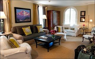 Aspen townhome photo - Living Room