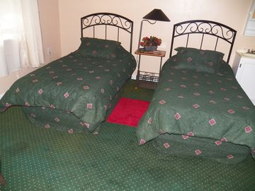 Large Separate Guest Room with aundry