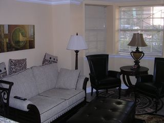 Dupont Circle condo photo - Living Room