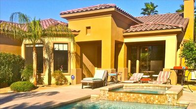 Cathedral City house rental - Welcome to Rancho Palmoa ZEN Luxury with Great Value Rates