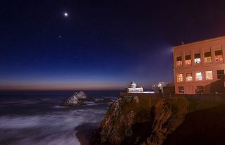 San Francisco apartment photo - Cliff House restuarant at Night