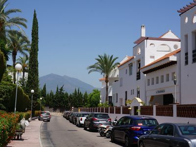 Walking distance to Puerto Banus, beaches and golfbanor_Free Wifi