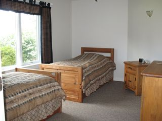 Lower Level Twin Bedroom - Lake Anna house vacation rental photo