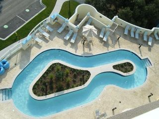 Horizon condo photo - Lazy River viewed from 6th floor sun deck