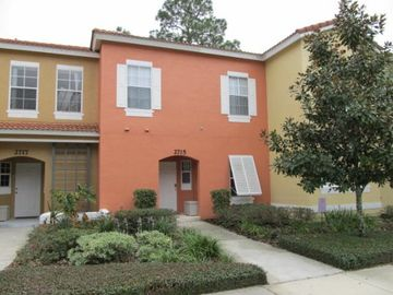 Emerald Island townhome rental - Front of our townhome