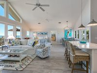 Newly Remodeled 3 Bedroom, 3 Bath Oceanfront Home. Sleeps 8.  St. Augustine