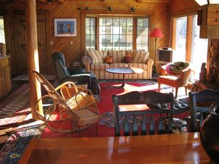 Claybank Township cottage photo - Great room