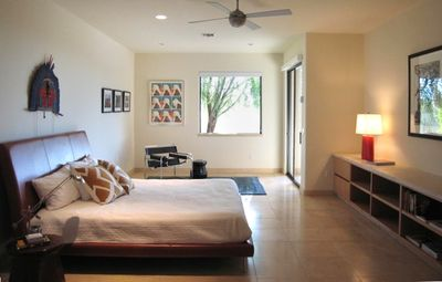 Marana house rental - Master Suite #1 with king-size bed