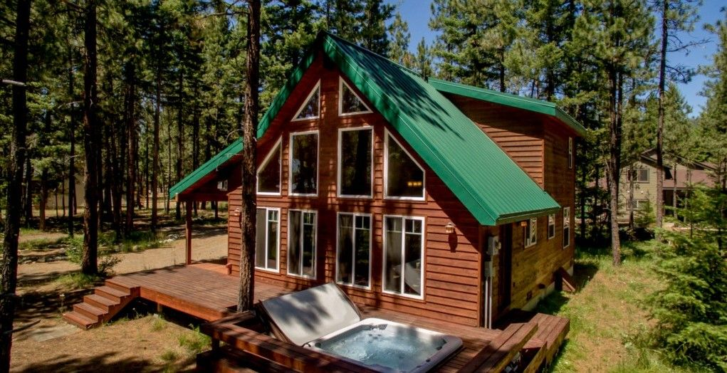 Lake cle elum holiday cabin book 3 get 4th nt free pine for Cle elum lake cabins