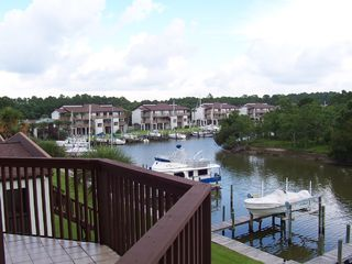 Gulf Shores condo photo - Marina View