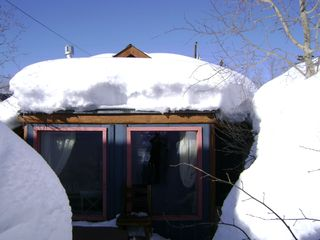 Crested Butte cottage photo - Winter!!