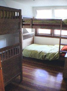 upstairs bunkroom
