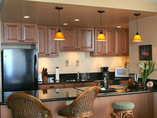 Kaanapali condo photo - Fully provisioned gourmet kitchen