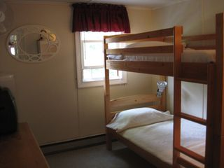 Misquamicut house photo - Bedroom 2 - Twin Sized Bunkbeds