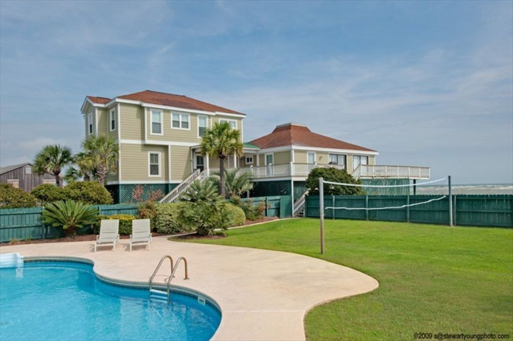 Oceanfront Vacation Rental With A Private Pool Vrbo