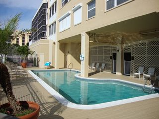 Vanderbilt Beach condo photo - Oceanside Pool