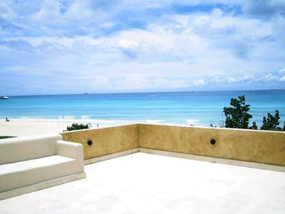 Villa Toscana Upper Terrace- Ocean View