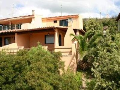 Holiday house in South Sardinia with amazing panorama on the sea