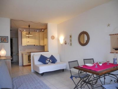 Apartment Menton, 1 room, 4 people