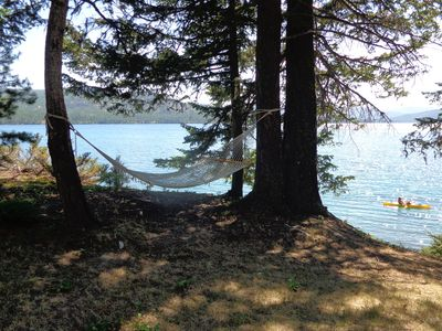 Charming Waterfront Cabin with Over 350' Frontage