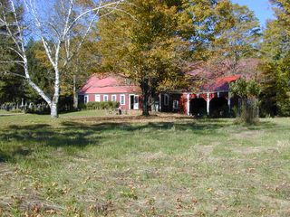 Wardsboro farmhouse photo - Fairview Farmhouse