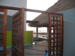 Puerto Escondido house photo - Entranceway