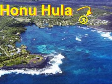 You're only a block from Champagne Cove & The Ocean. Swim with Honu!
