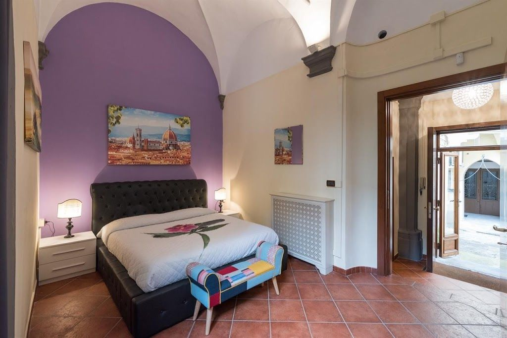 in Florence with Air conditioning, Parking, Washing machine () - Florence - appartement