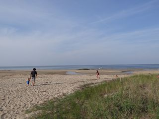 Wellfleet condo photo - Large area of soft sand walking and beachcombing.
