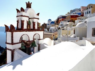 Oia villa photo - .