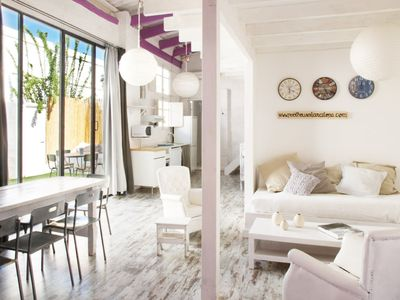 Lila House. House with pool in Barcelona HUTB-009 160