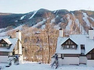 Loon Mountain Slopes Seen From Your Dining Room - Lincoln condo vacation rental photo