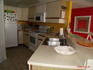West Panama City Beach condo photo - Kitchen