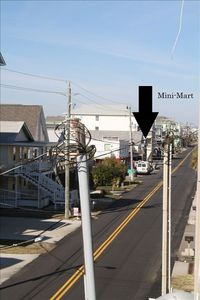 Forgot something? Walk to the mini-mart and surf shop less than a block away!