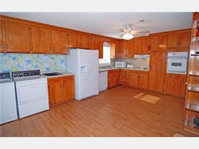 Cherry Grove Beach house rental - Kitchen