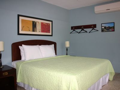 Rincon villa rental - upstairs bedroom