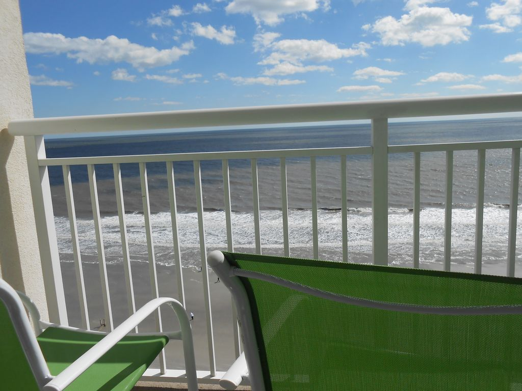 lots of upgrades oceanfront balcony with vrbo