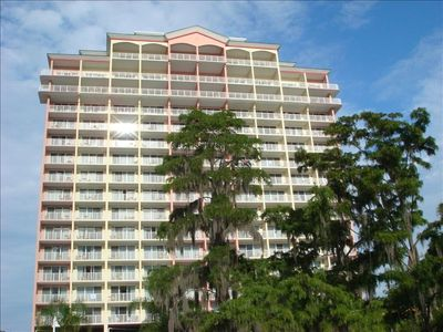 6th Floor  Condo - Overlooking Pool & Lake Bryan