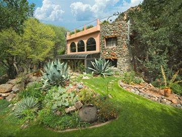 Sedona house rental - Front of Home