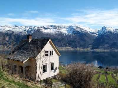 Vacation home Odda  in Nå, Western Norway - 7 persons, 4 bedrooms