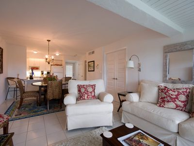 Ocean Reef Club Living Room