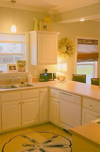 Love to cook? Spacious Gourmet Kitchen with all the amenities of home!